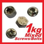 Mixed 1 kg Bag of A2 Screws/Bolts - Kawasaki Drifter 800